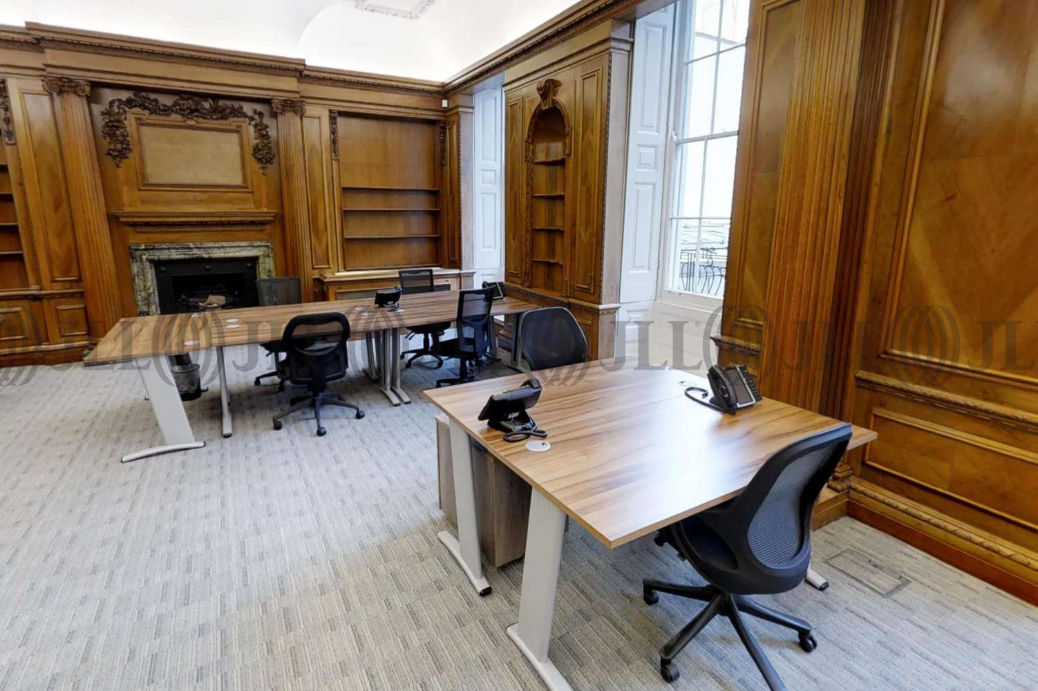 Serviced office London, W1G 0PG - 4 Cavendish Square  - 01