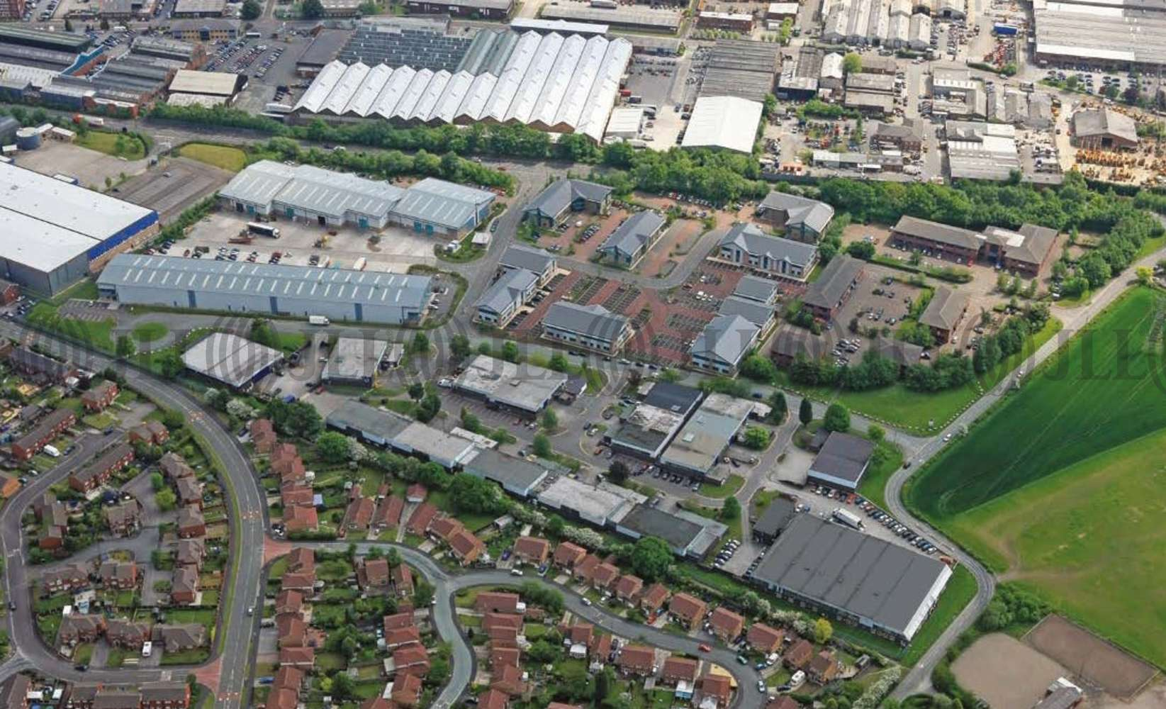 Industrial Altrincham, WA14 5RZ - Unit H3 Hannover Industrial Estate - 6
