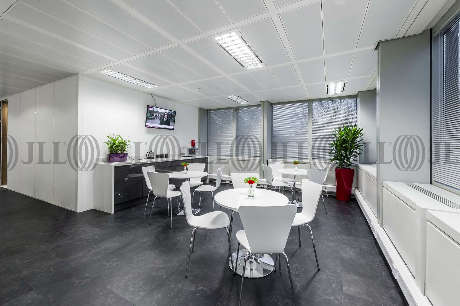Serviced office London, NW1 2DX - Evergreen House North  - 5612
