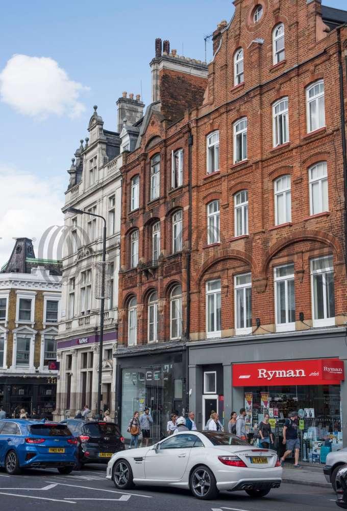 Retail high street London, NW1 0NE - 162 Camden High Street - 1