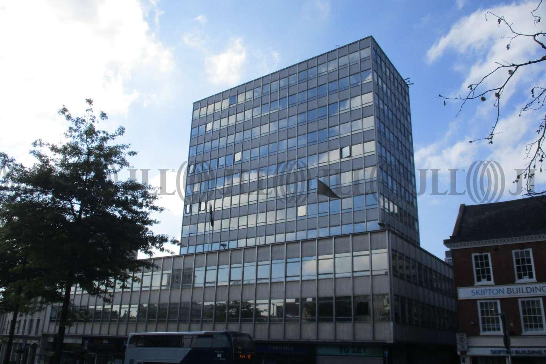 Office Nottingham, NG1 6FG - Market Square House - 3625