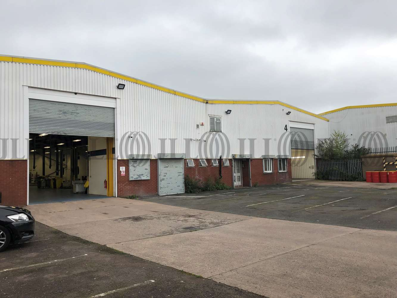 Industrial Birmingham, B18 6PT - Unit 4 Hockley Industrial Estate - 91329