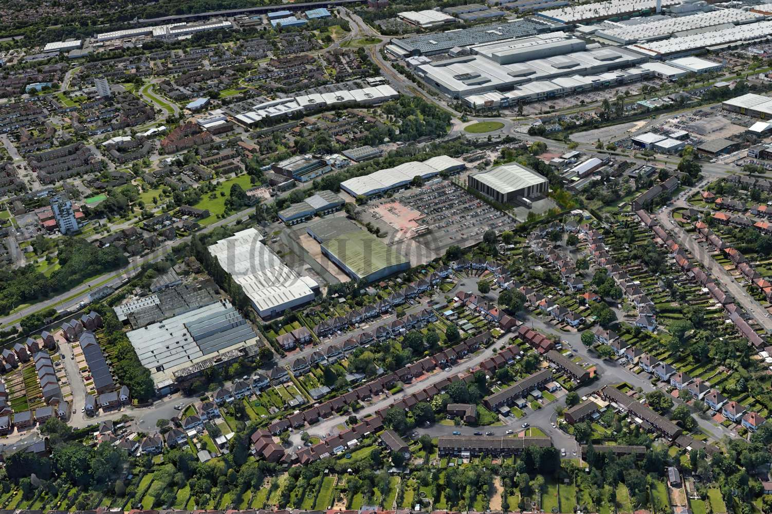 Industrial Birmingham, B24 0RD - Erdington 42 - 1