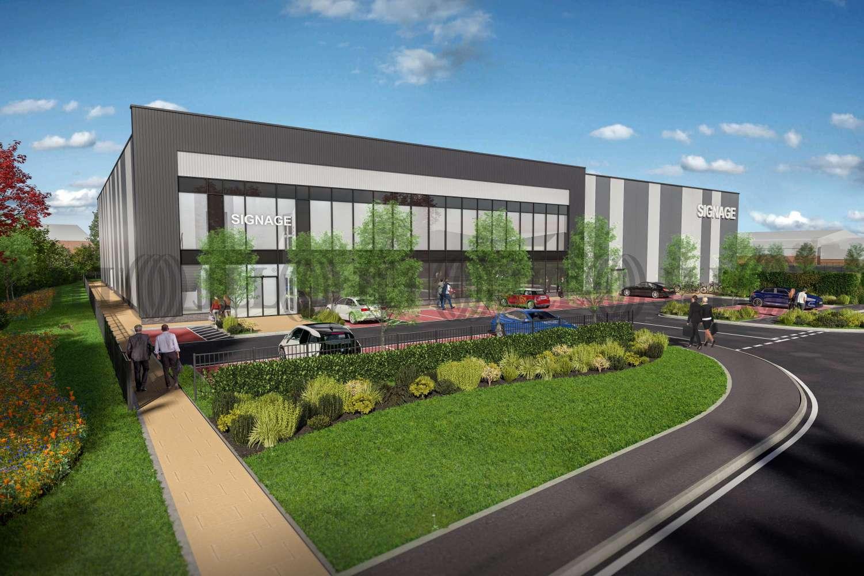 Industrial Birmingham, B24 0RD - Erdington 42 - 01