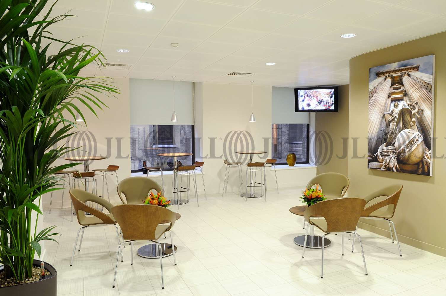 Serviced office London, EC2M 4YF - Devonshire Square
