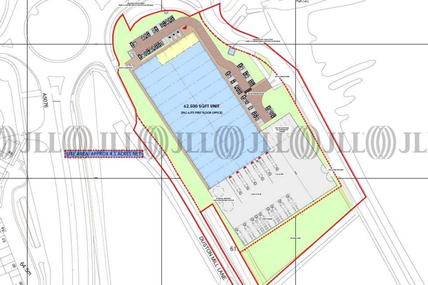 Industrial Northampton, NN5 5QJ - Land at Sixfields - 2