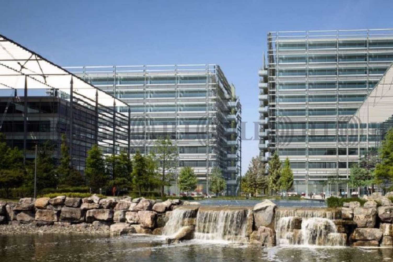 Office London, W4 5HR - Building 6 Chiswick Park