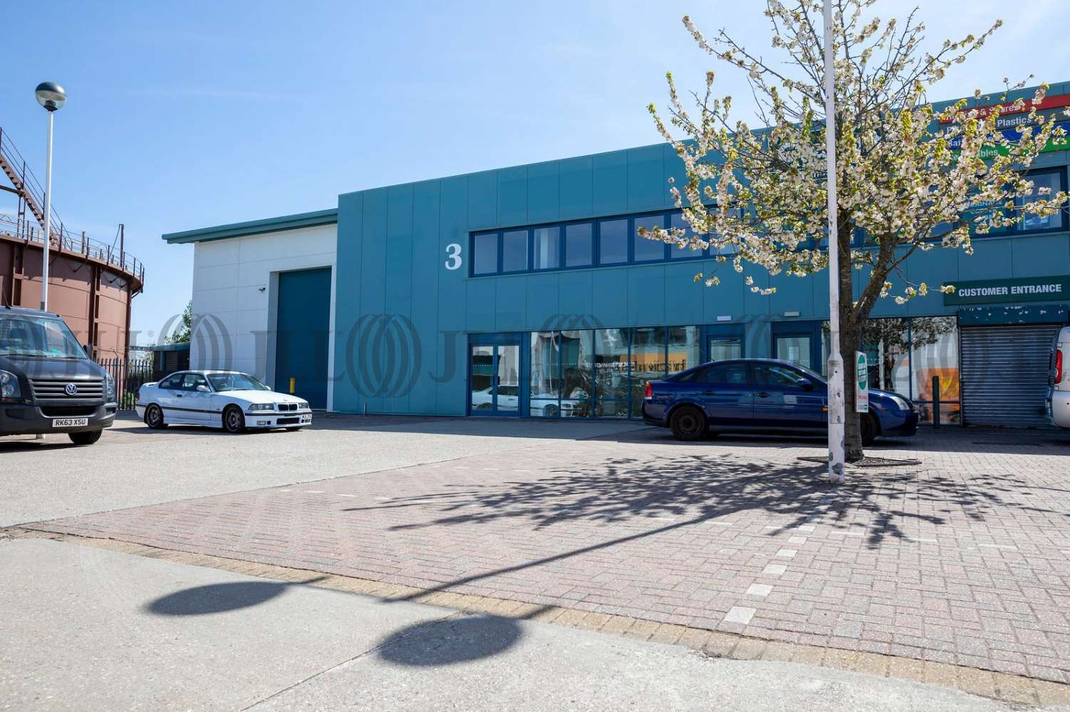 Industrial Newbury, RG14 5PF - Unit 3,  Newbury Trade Park