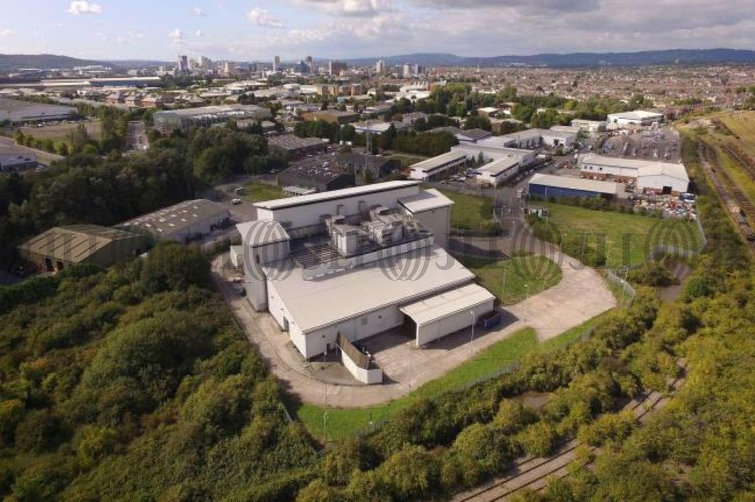 Industrial Cardiff, CF24 5HJ - Former Printworks - 91001