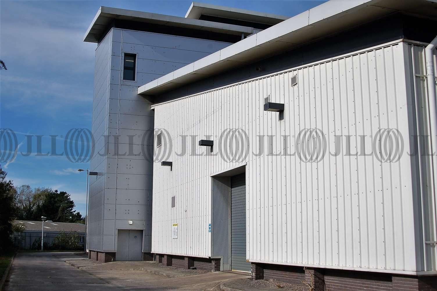 Industrial Cardiff, CF24 5HJ - Former Printworks - 02