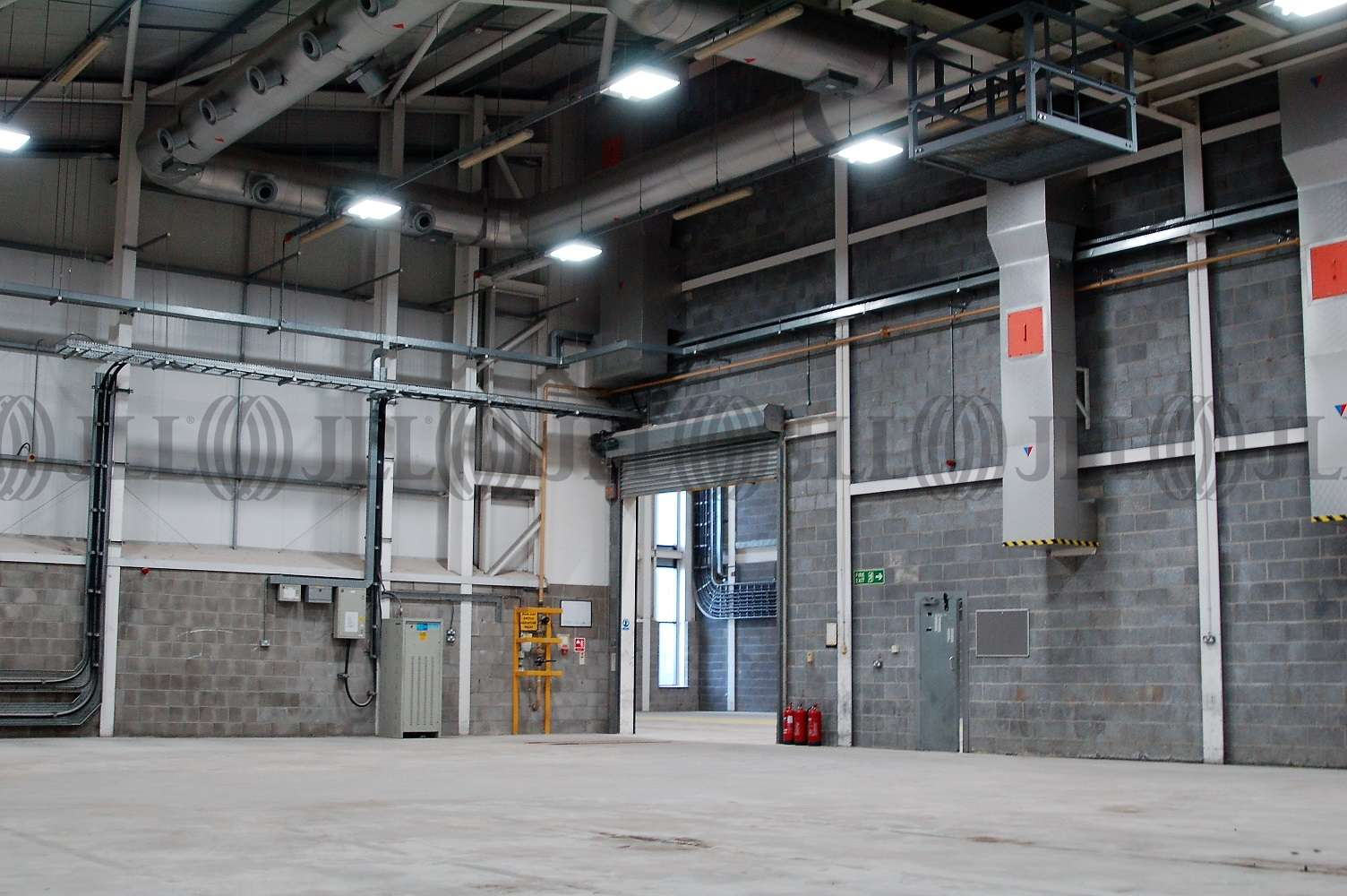 Industrial Cardiff, CF24 5HJ - Former Printworks - 11