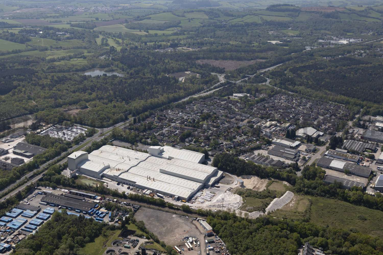 Industrial Newton abbot, TQ12 6RF - Unit B2, PowerPark 38 - 3546