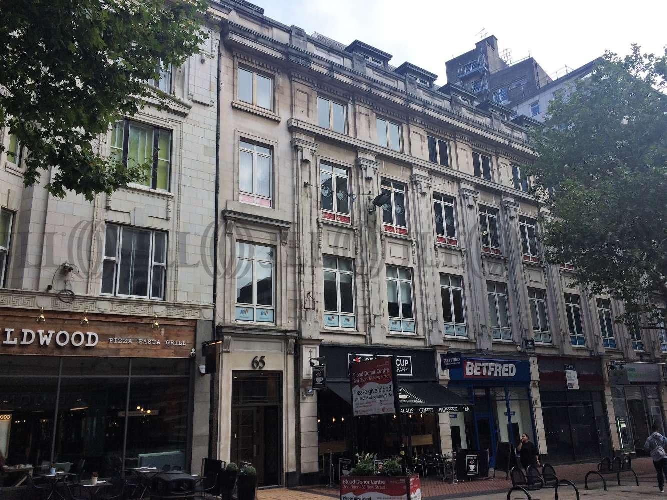 Office Birmingham, B2 4DU - 65 New Street - 91074