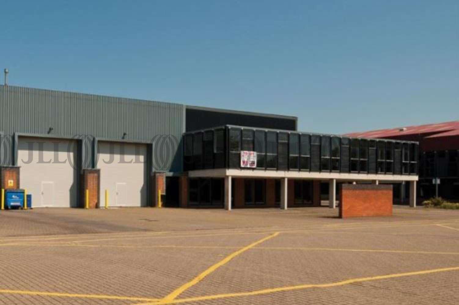 Industrial Marlow, SL7 1YA - Unit 9 Globe Park - 9