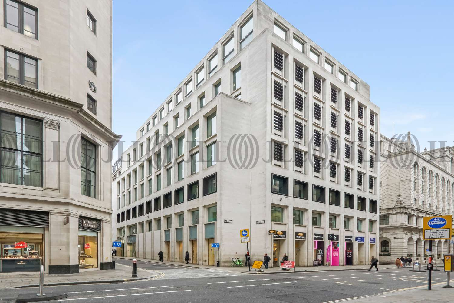 Office London, EC2R 8DN - 1 Old Jewry - 04661