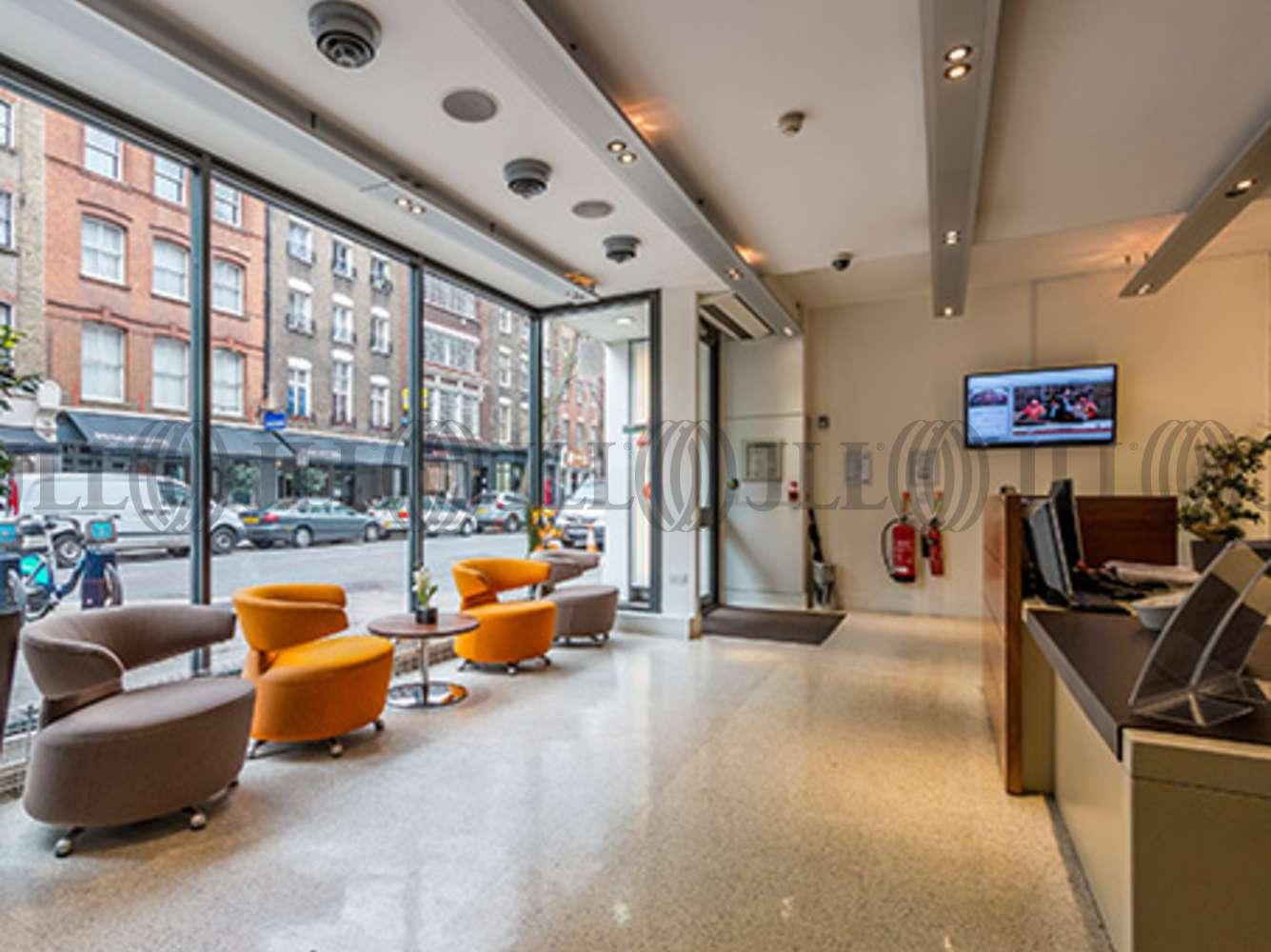 Serviced office London, W1T 2NS - 48 Charlotte Street - 1