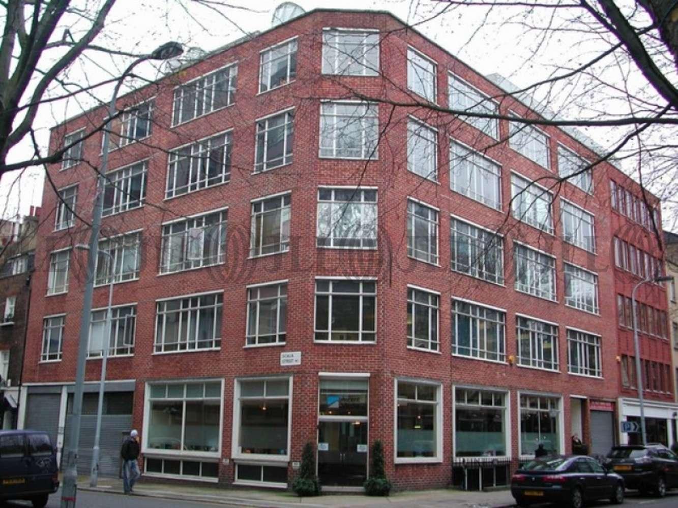 Serviced office London, W1T 2NS - 48 Charlotte Street - 48