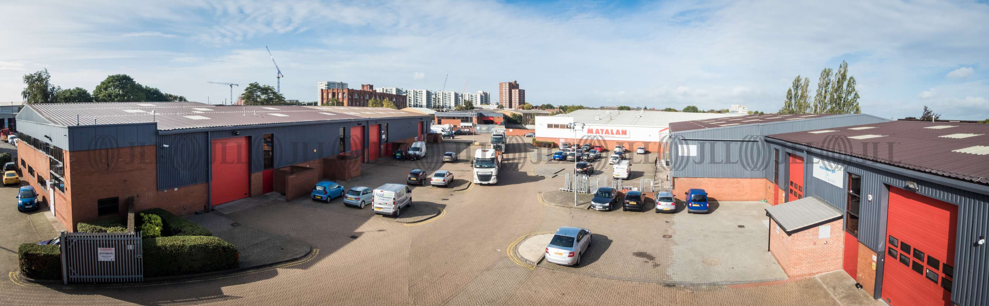 Industrial Hayes, UB3 3BS - Unit 4, Argent Centre - 9