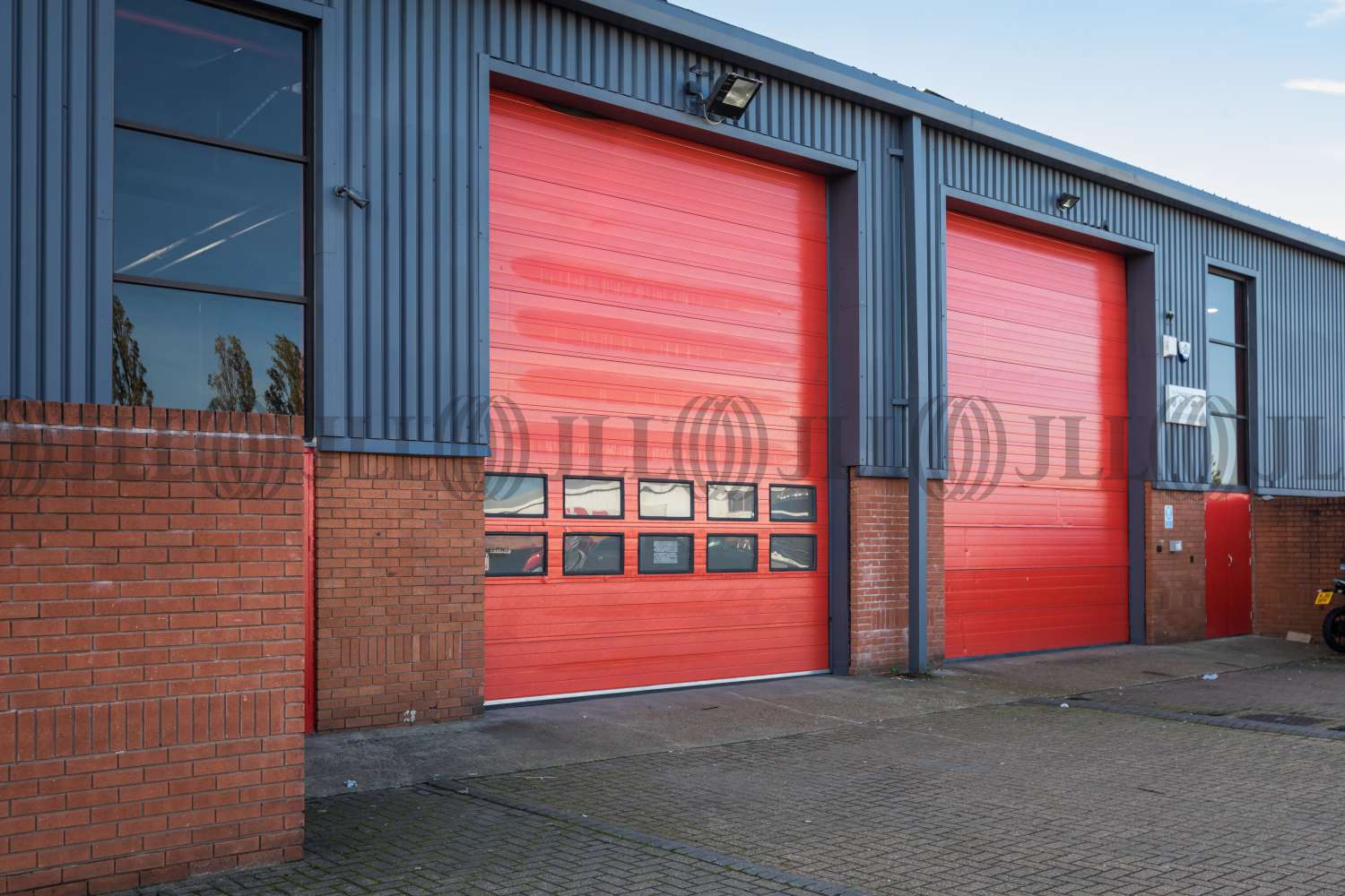 Industrial Hayes, UB3 3BS - Unit 4, Argent Centre - 3162