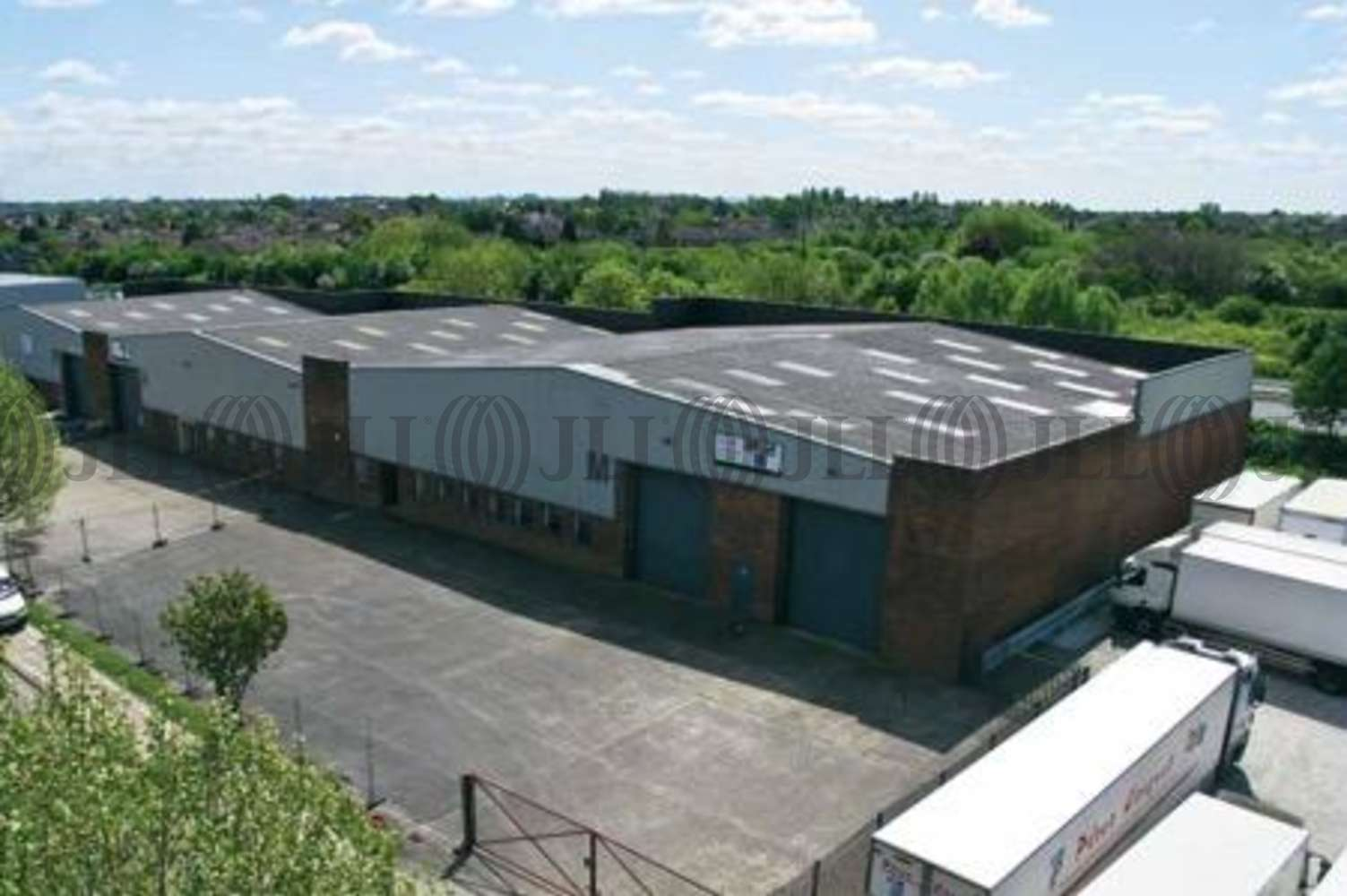 Industrial Greenford, UB6 8UP - Unit M, Metropolitan Park - 1