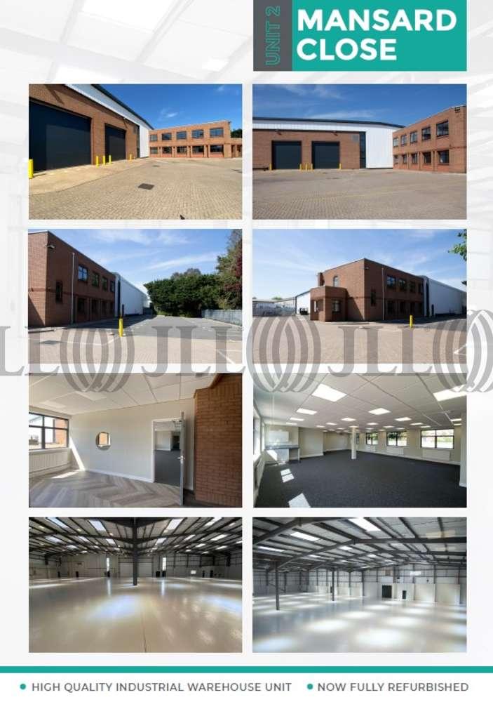 Industrial Northampton, NN5 5DL - Unit 2 Mansard Close
