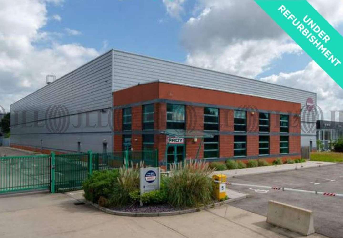 Industrial Crawley, RH10 9DF - Valor Park, Gatwick 30 - 94704