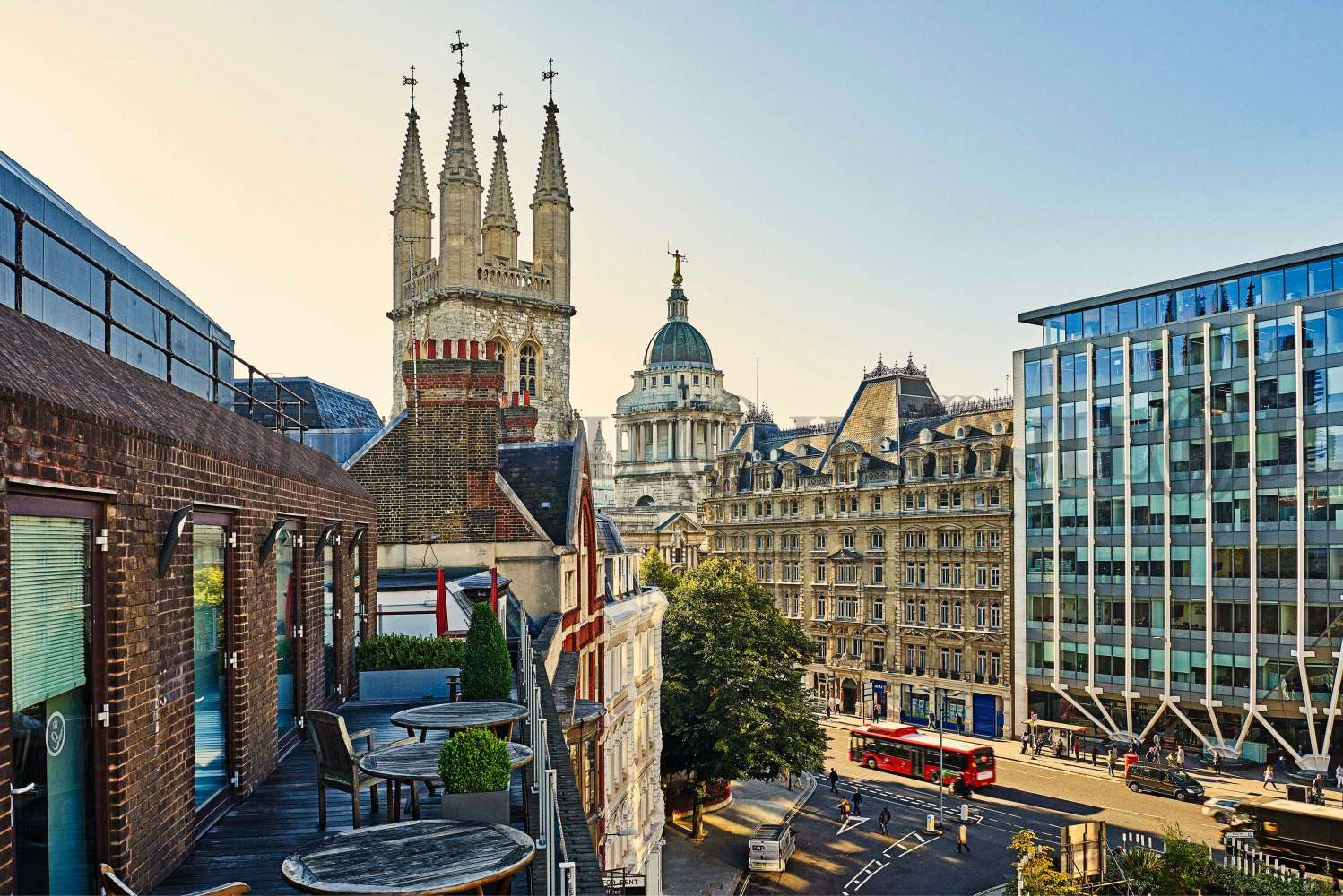 Serviced office London, EC1A 2AY - Snow Hill  - 4