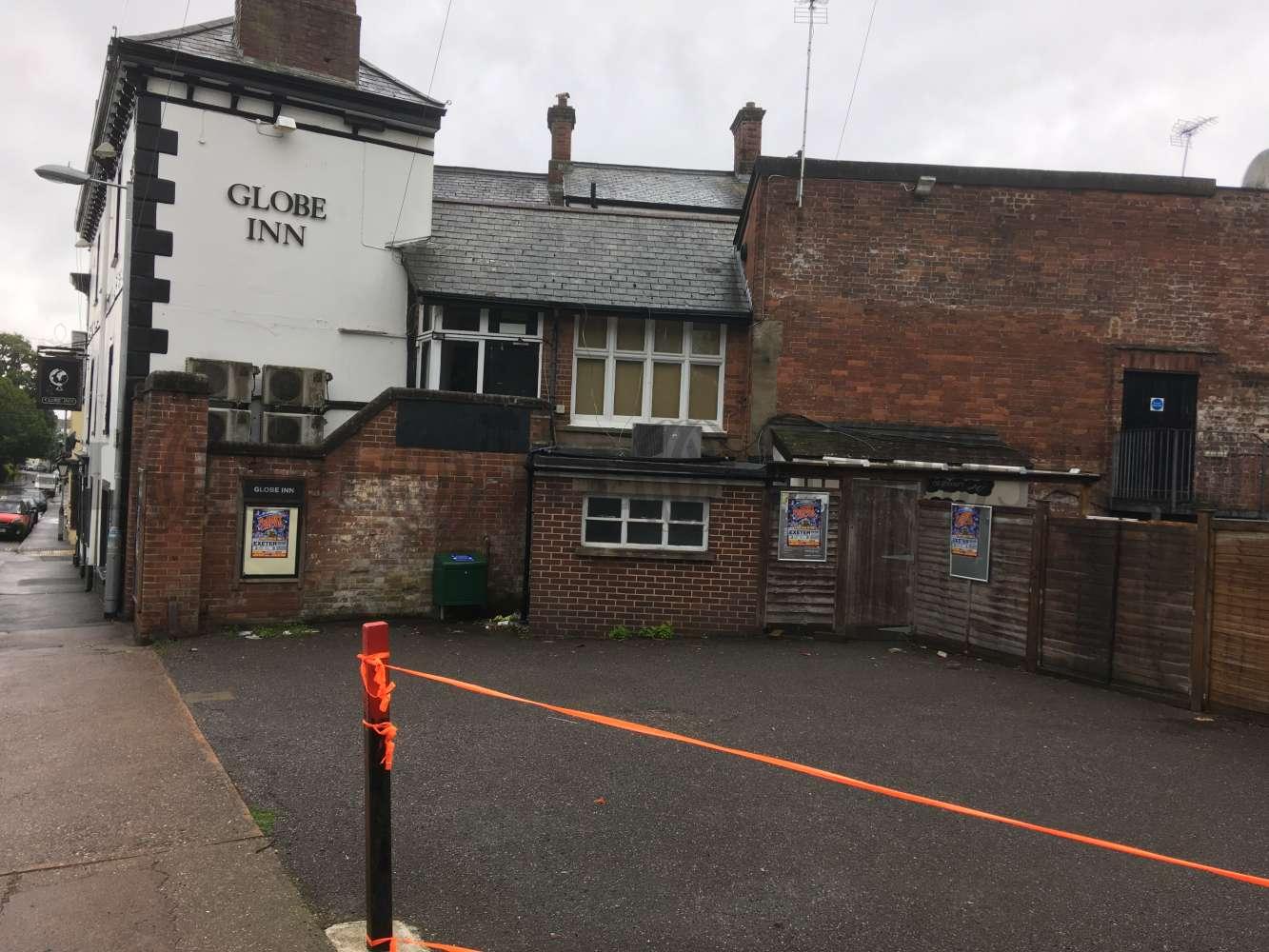 Leisure Exeter, EX1 2BL - The Globe Inn - 1699