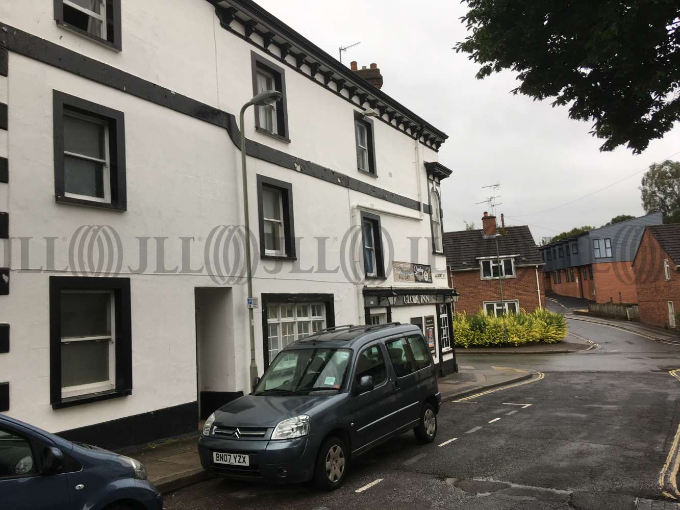 Leisure Exeter, EX1 2BL - The Globe Inn - 1696