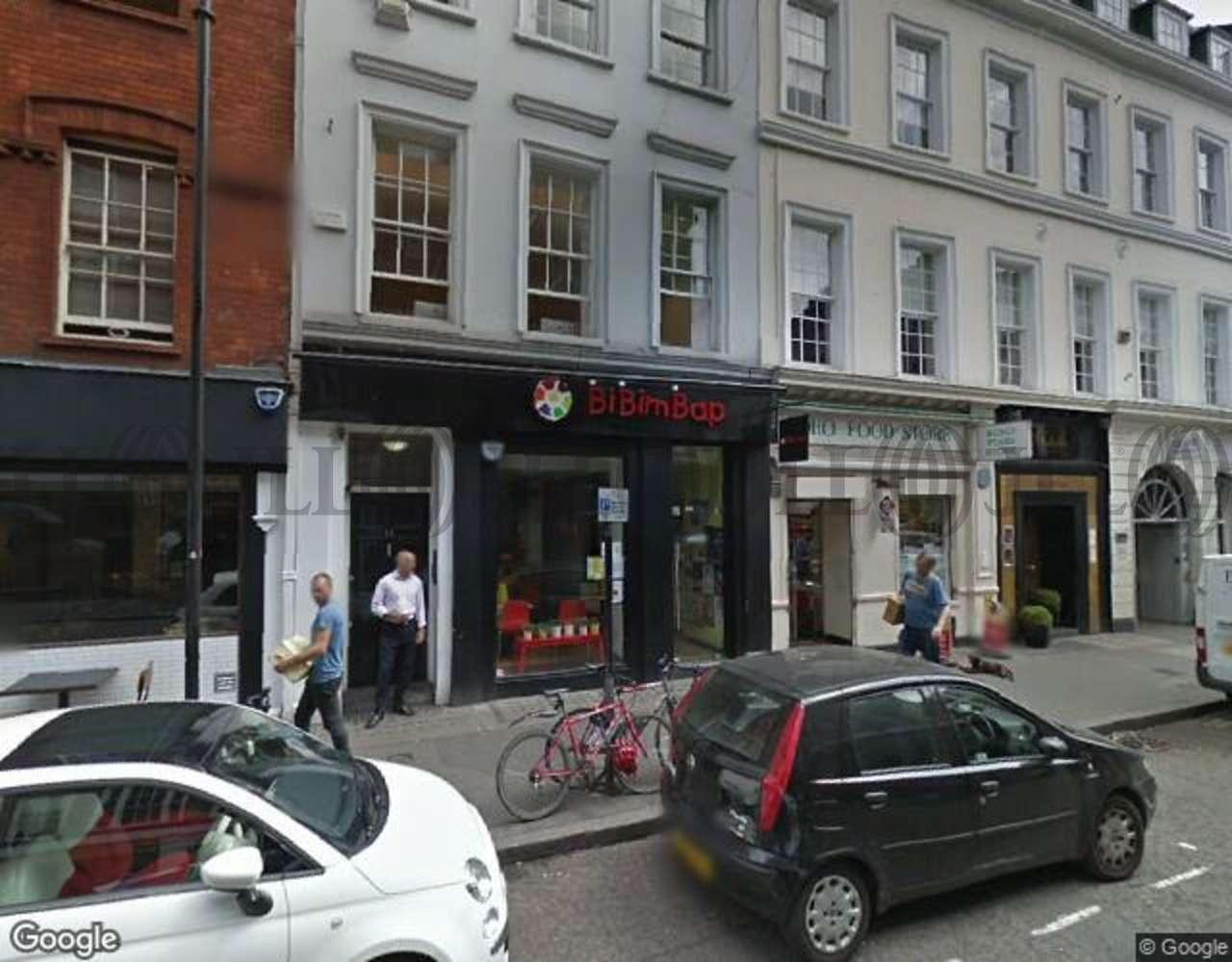 Office London, W1D 4AJ - 11 Greek Street - 93130
