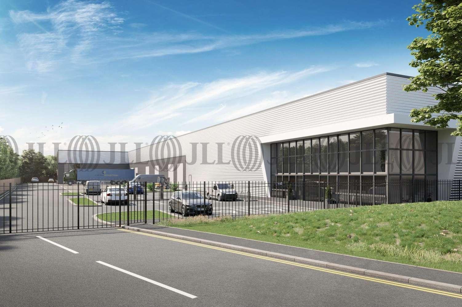Industrial Heathrow, TW5 9NW - Spitfire Way