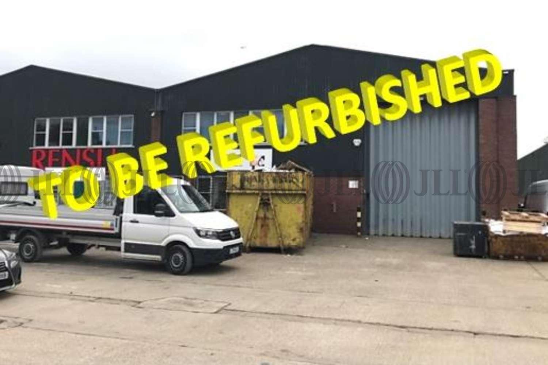 Industrial Maidenhead, SL6 2HP - Unit 1 Priors Industrial Estate - 1