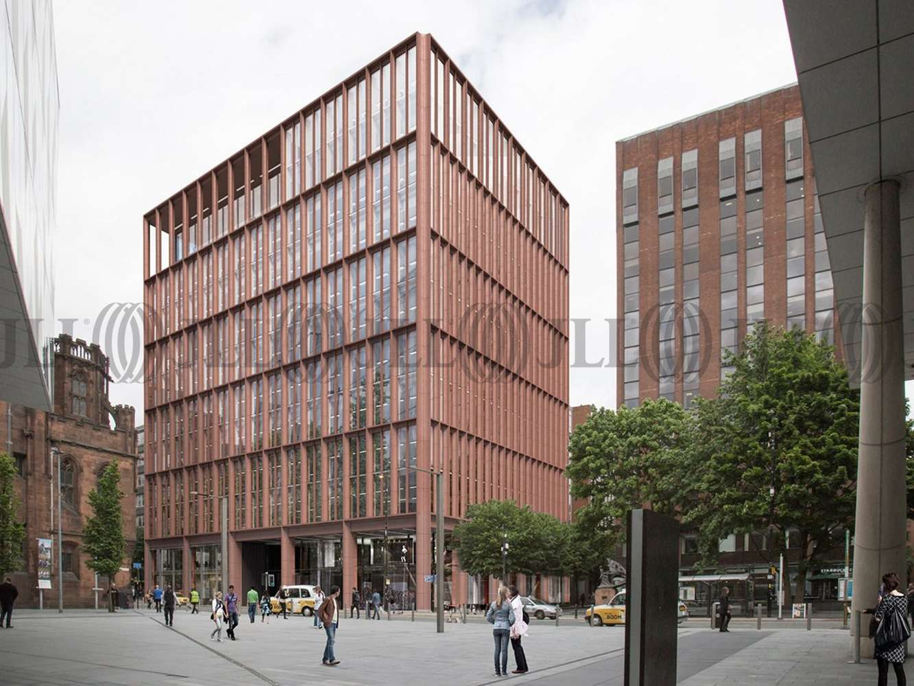 Office Manchester, M3 3LY - 125 Deansgate - 900
