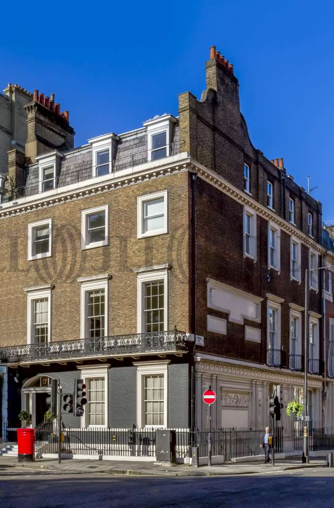 Serviced office London, W1G 0PH - 17 Cavendish Square  - 6488