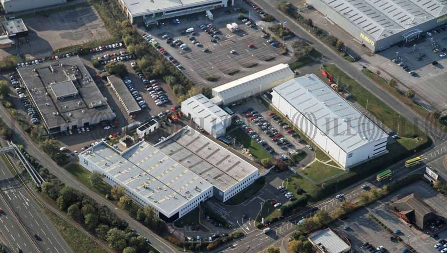 Industrial Nottingham, NG7 2SX - ZF Services - 93706