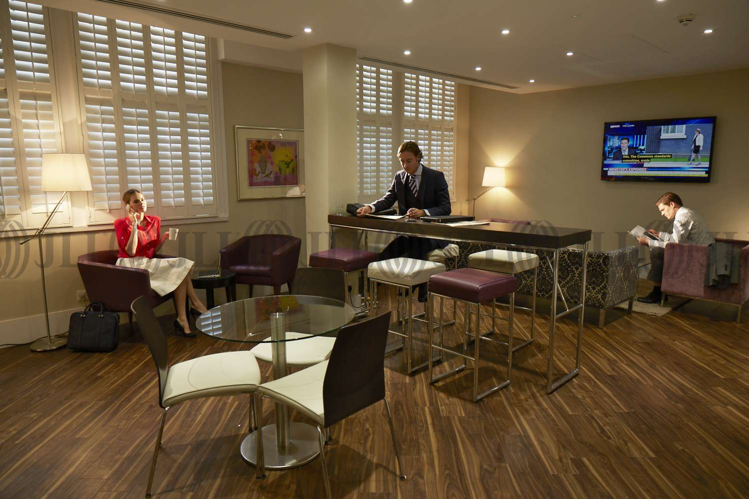 Serviced office London, W1J 5RL - 29 Farm Street