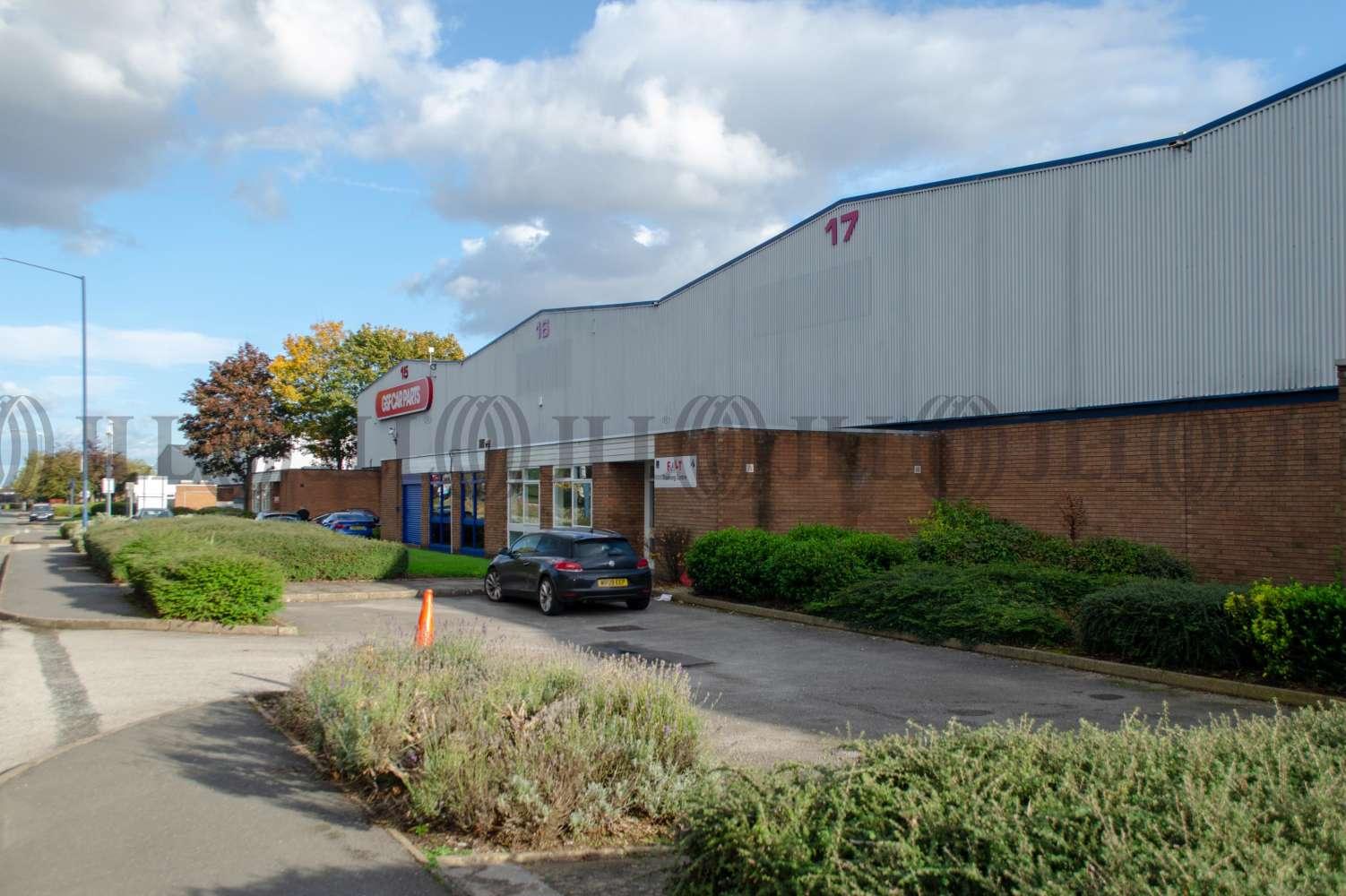 Industrial Birmingham, B35 7AR - Unit 17 Fort Industrial Park - 0001