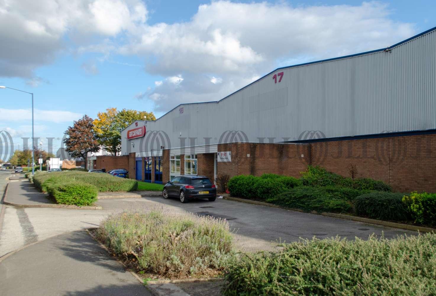 Industrial Birmingham, B35 7AR - Unit 17 Fort Industrial Park