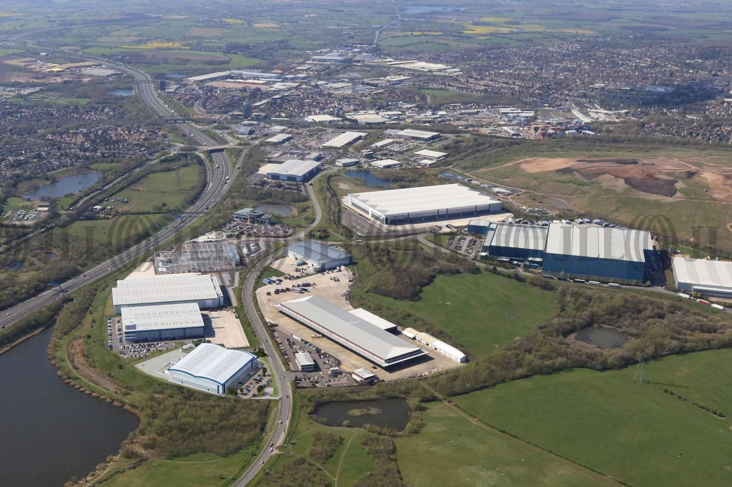 Industrial Cannock, WS11 8LD - Barberry 64