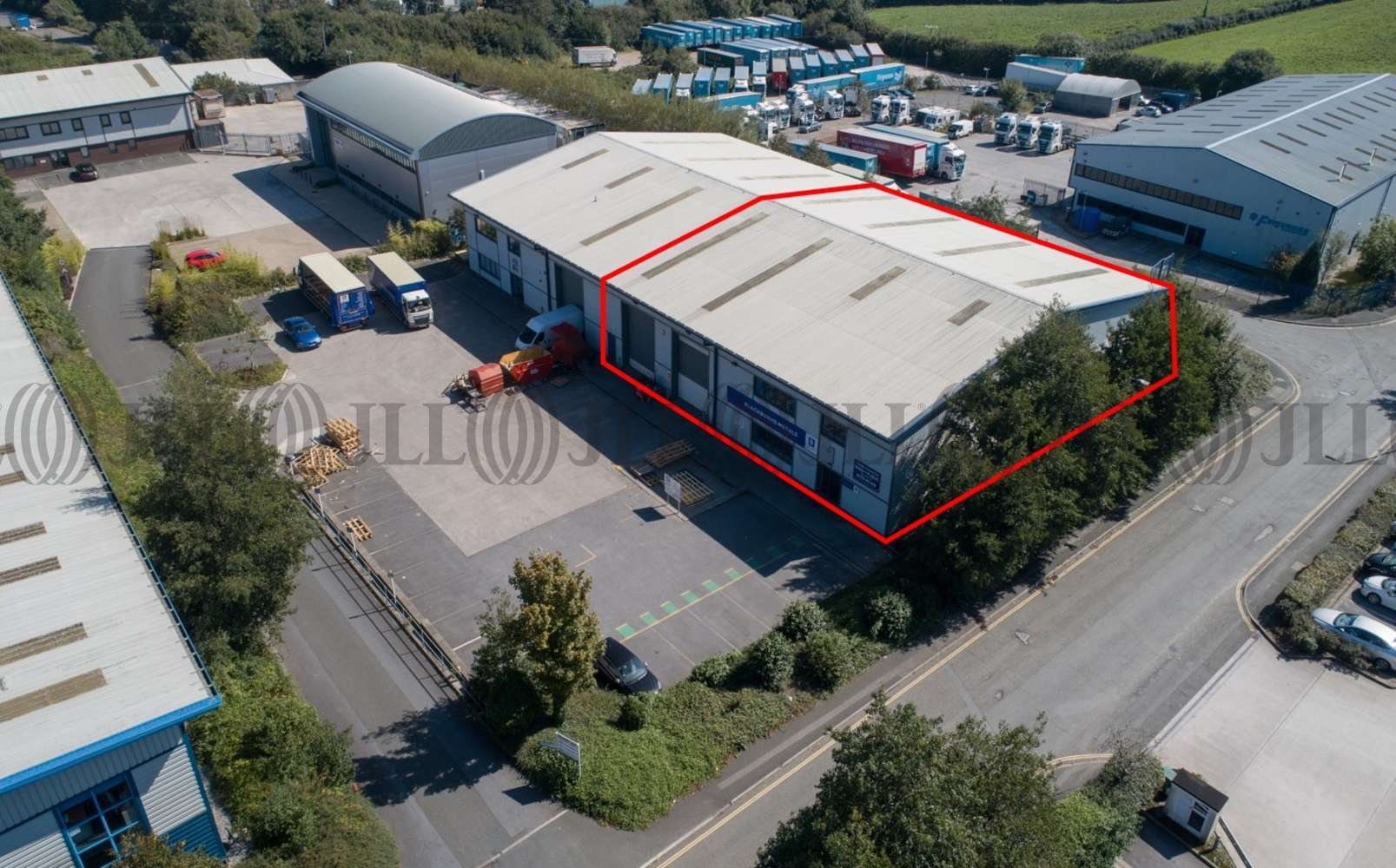 Industrial Plymouth, PL7 5JY - Unit K1 - 1