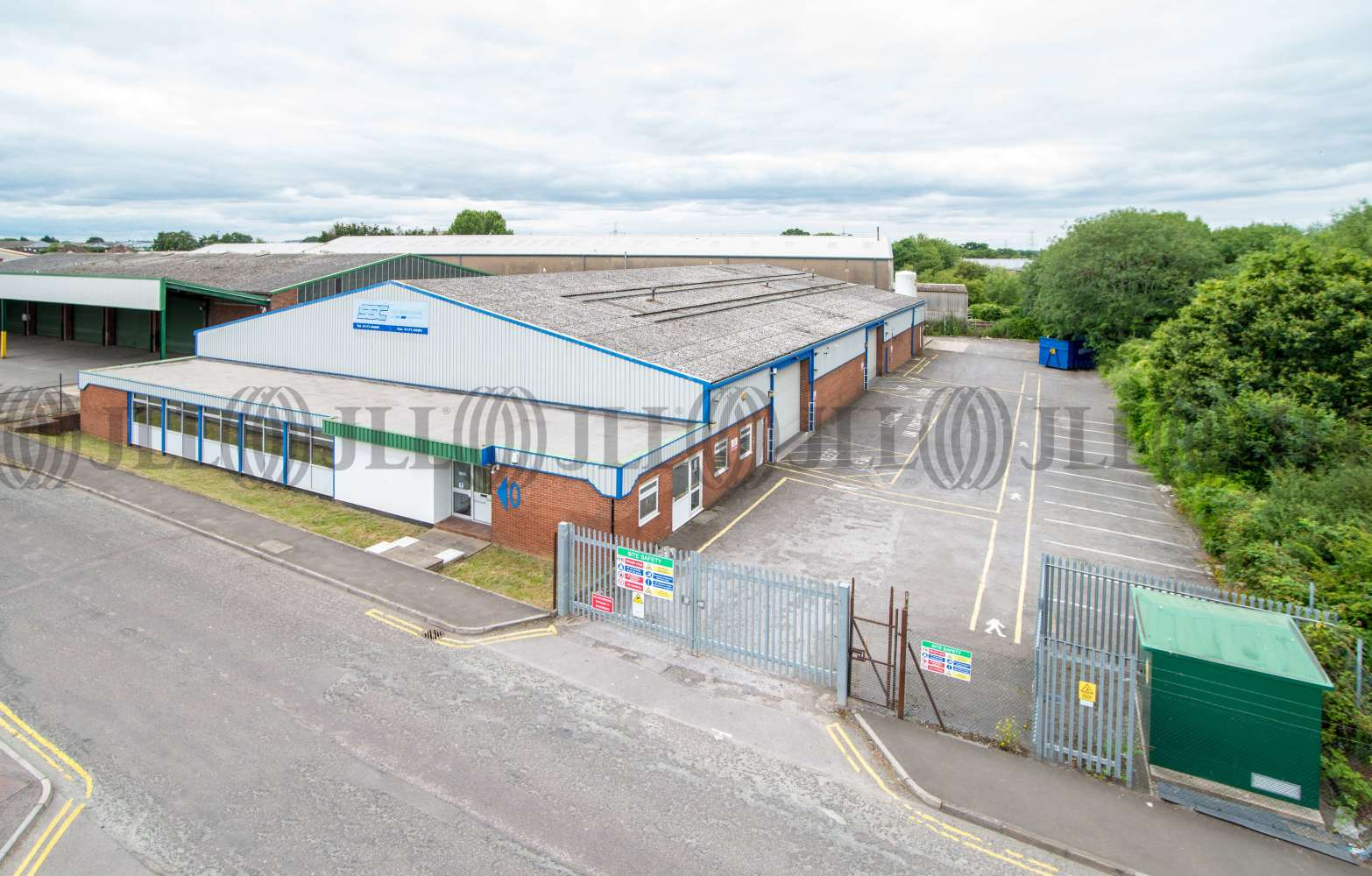 Industrial Bristol, BS37 5PB - Unit O Stover Trading Estate - 01