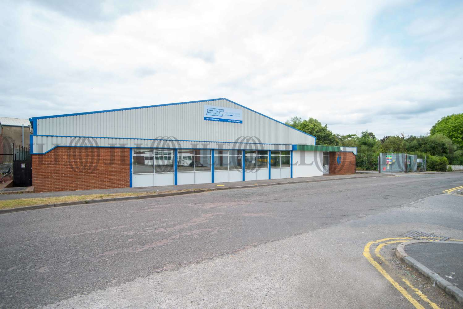 Industrial Bristol, BS37 5PB - Unit O Stover Trading Estate - 02
