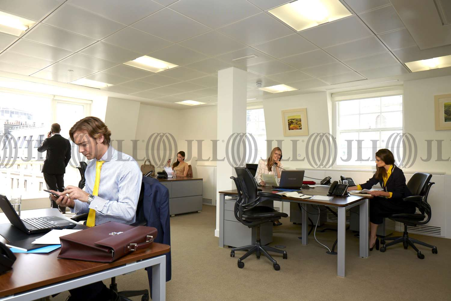 Serviced office London, EC2V 8AU - 1 King Street  - 05067