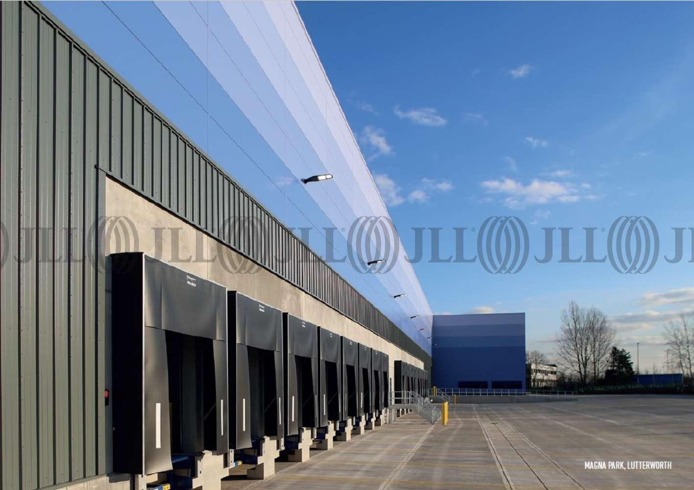 Industrial Lutterworth, LE17 4XT - Hurricane 258, Magna Park - 258