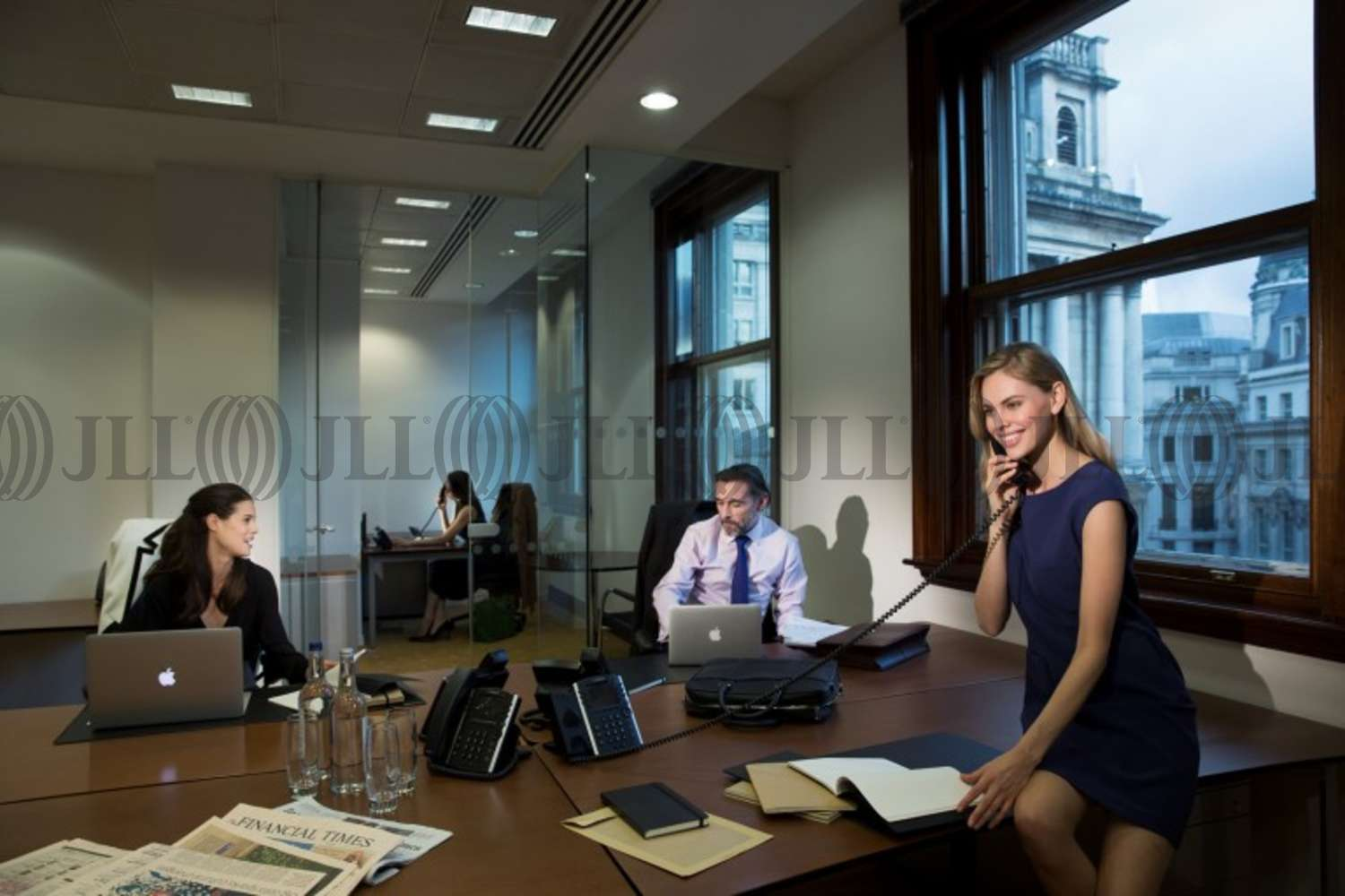Serviced office London, EC3V 3ND - 1 Cornhill  - 512