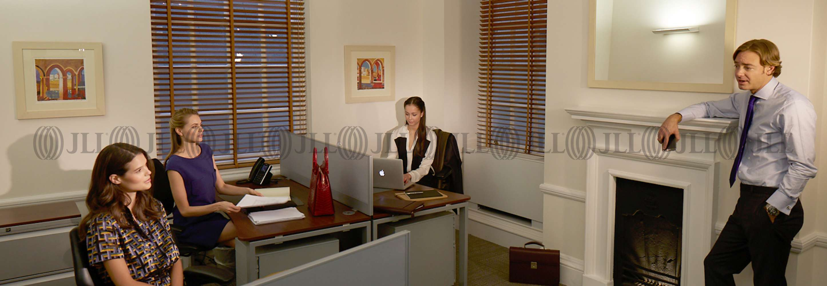 Serviced office London, WC2E 7PP - Hudson House  - 1
