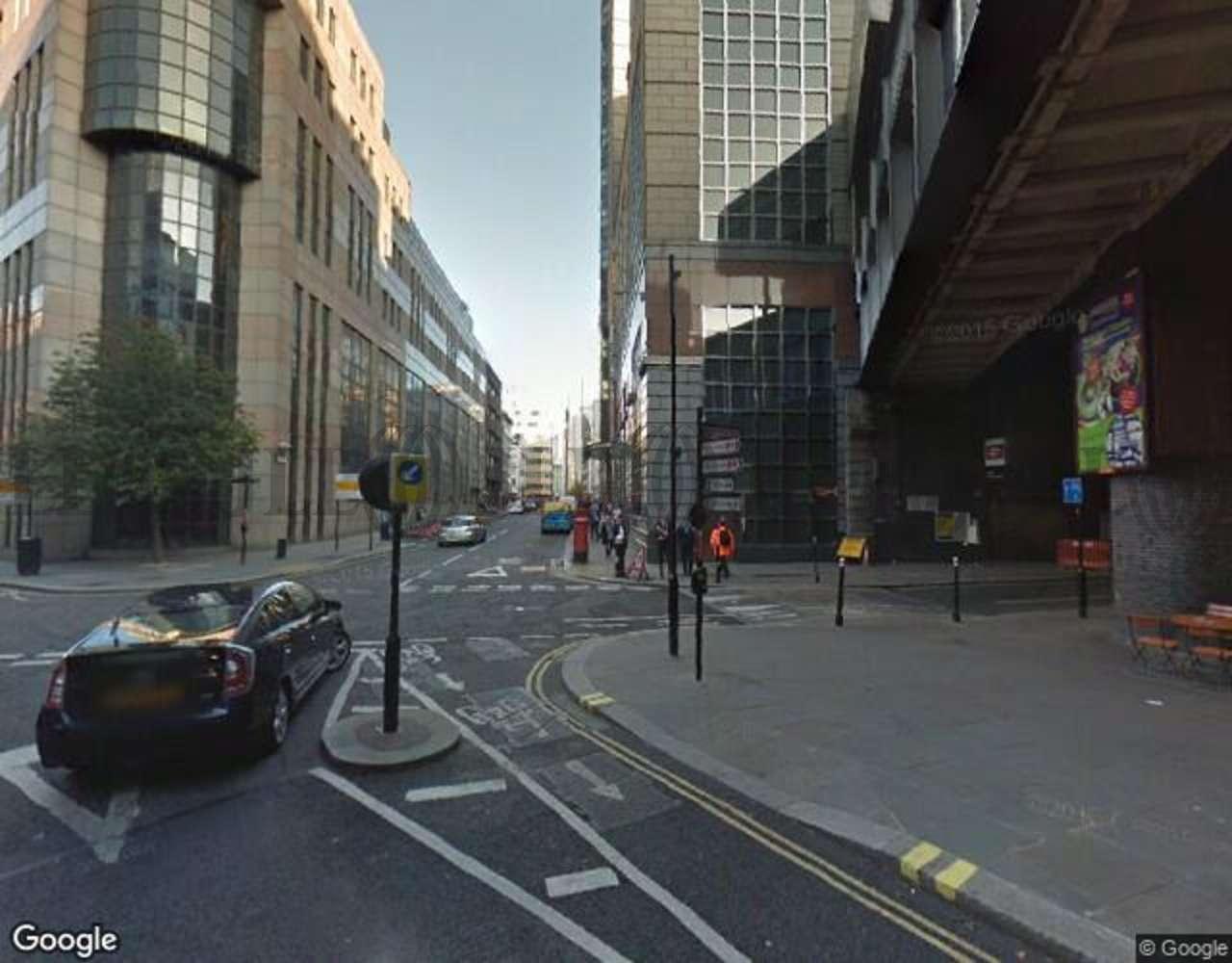 Office London, EC3N 3DS - Lloyds Avenue - 98637