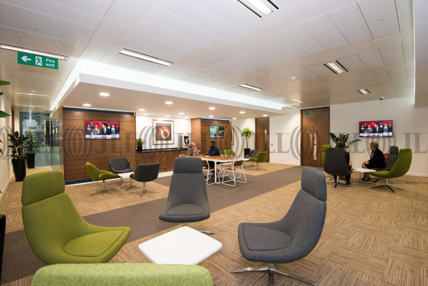 Serviced office London, EC4N 6HL - Cannon Place  - 0019