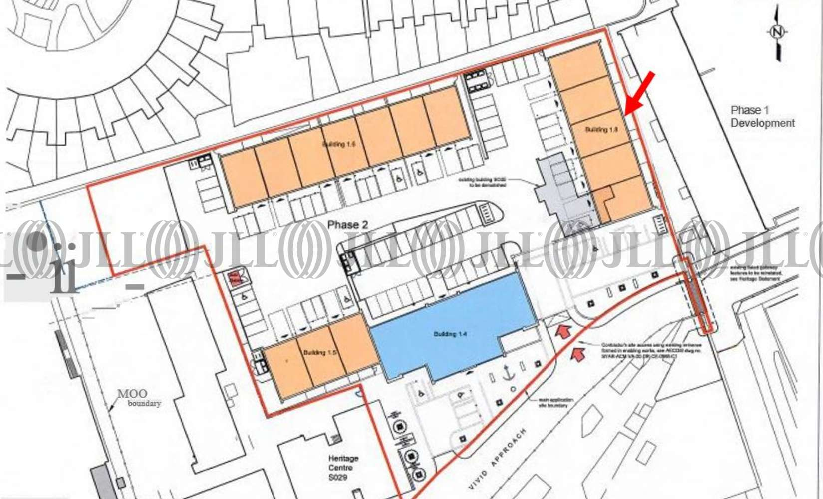Industrial Plymouth, PL1 4RW - Unit 3, Block 1.8, Phase II Oceansgate