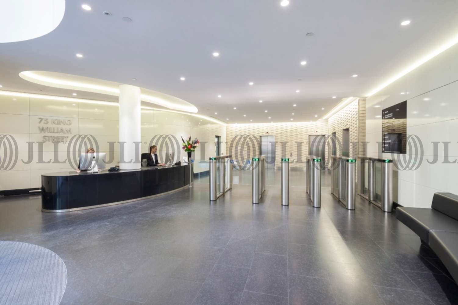 Serviced office London, EC4N 7BE - 75 King William Street - 846